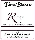 2005 Terra Blanca Reserve Red Mountain Cabernet Sauvignon 750 mL