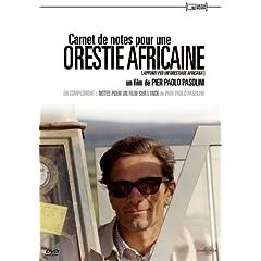 Carnet de notes pour une Orestie africaine  - Pier Paolo Pasolini