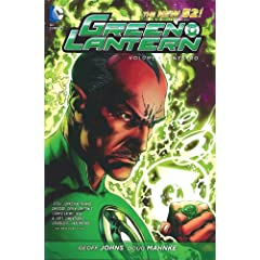 Green Lantern Vol. 1: Sinestro (The New 52) (Green Lantern (Graphic Novels)) by Geoff Johns and Doug Mahnke