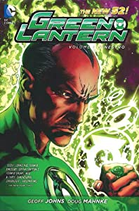Green Lantern, Vol. 1: Sinestro (The New 52) by Geoff Johns and Doug Mahnke
