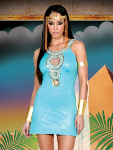 Queen of Da Nile Costume - Large - Dress Size 10-14
