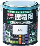 ロックペイント 油性ウレタン建物用 あか 0.7L H06-1613