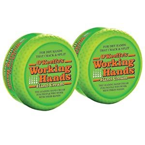 O'Keeffe's K0350014 Working Hands, 2-Pack