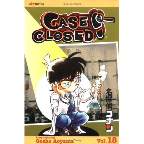 名探偵コナン コミック18巻 (英語版)