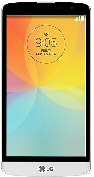 LG  L Bello Smartphone débloqué Android Blanc (import Allemagne)