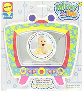 Alex Rub A Dub Mirror For The Tub