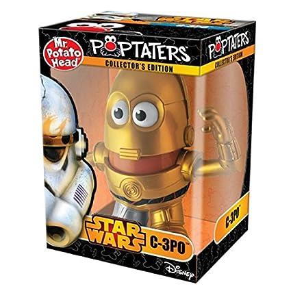 Hasbro - Figurine Star Wars Mr Patate - C3PO 15cm - 0801452502728