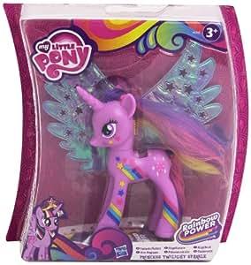 My Little Pony - Ailes Magiques - Princess Twilight Sparkle - Figurine 10 cm (Import UK)