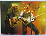 SUPERB STATUS QUO SIGNED 10 x 8 PHOTO + COA!!!
