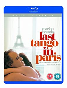 Last Tango in Paris [Blu-ray] [1973] [Region Free]