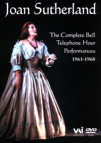 Joan Sutherland - The Complete Bell Telephone Hour Performances 1961-1968 [DVD]