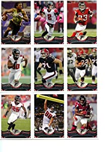 Atlanta Falcons 2013 Topps Complete Hand Collated Regular Issue 14 Card Team Set... by Strictly Mint Card Co.