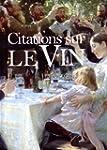 Citations sur le vin : Une collection...