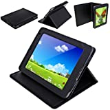 NEXTBOOK 8 inch Tablet PU Leather Carrying Case w/ Stand