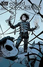Edward Scissorhands #3 by Kate Leth