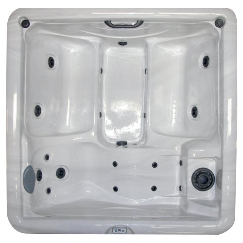 Laguna Bay Spas 5-Person 19-Jet Hot Tub with 110V GFCI Plug