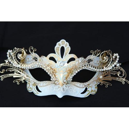Amazon.com : Laser Cut Venetian Royal Swan Princess Design Masquerade