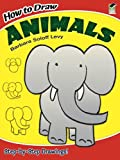 img - for How to Draw Animals (Dover How to Draw) book / textbook / text book