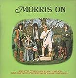 MORRIS ON S/T LP (VINYL) UK ISLAND 1972
