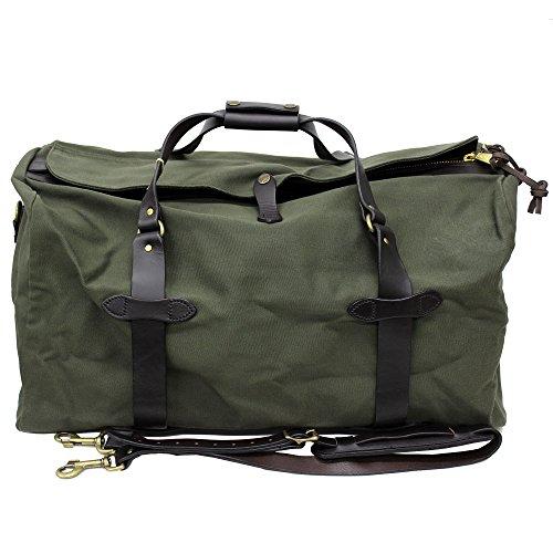 [フィルソン]FILSON 70222 Medium Duffle Bag ミディアム ダッフルバッグ ボストンバッグ Green グリーン [並行輸入品]