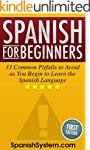 Spanish for Beginners: 33 Common Pitf...