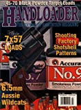 img - for Handloader Magazine - February 1995 - Issue Number 173 book / textbook / text book