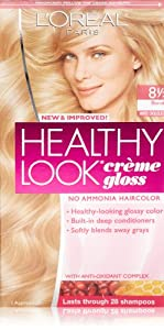 Healthy Look Blonde, White Chocolate