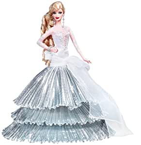 Holiday Barbie Doll 2008 Collector Edition - Celebrating 20 Years of Holidays (2008)