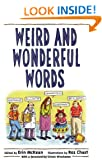 Weird and Wonderful Words