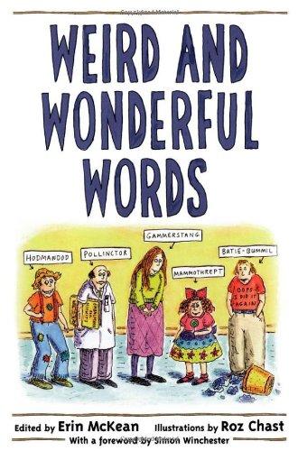 Weird and Wonderful Words - Erin McKean