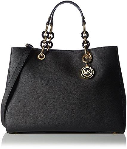 michael-kors-cynthia-large-saffiano-leather-satchel-sacs-portes-main-femme-noir-noir-35x25x15-cm-b-x
