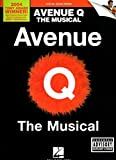 img - for Avenue Q - The Musical - Vocal Selections book / textbook / text book