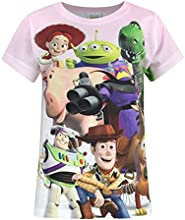 Official Toy Story Play Sublimation Girl39s T-Shirt