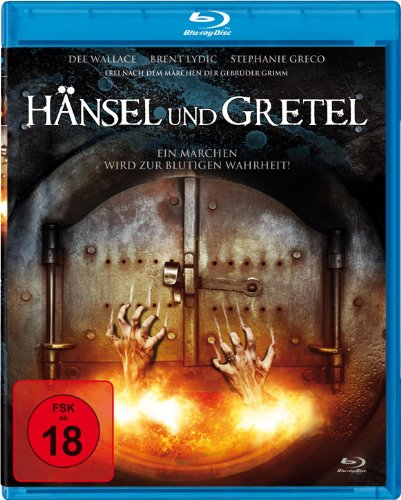 Hänsel und Gretel [Blu-ray]