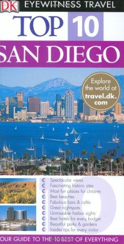 san diego tour guide book