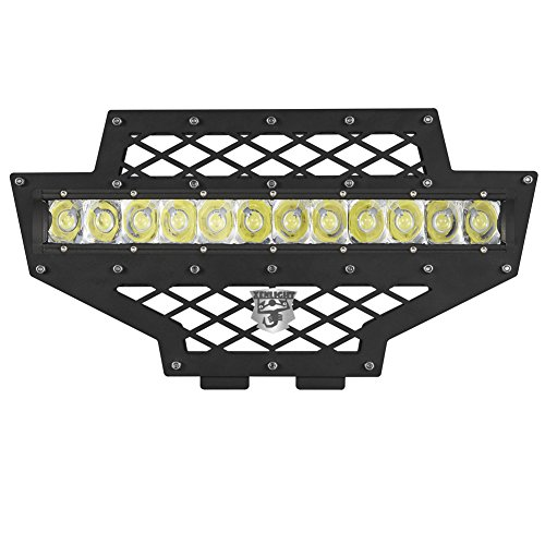Xenlight® LED Mesh Grille Light Kit With 60W LED Light Bar For 2011-2013 Polaris RZR (2011 Rzr Grill compare prices)
