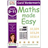Maths Made Easy Decimals Ages 9-11 Key Stage 2 (Carol Vorderman's Maths Made Easy)by Carol Vorderman