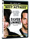Silver Linings Playbook  [DVD + UltraViolet Copy] (Bilingual)