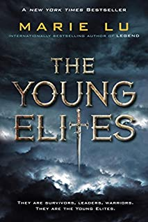 Book Cover: The young elites