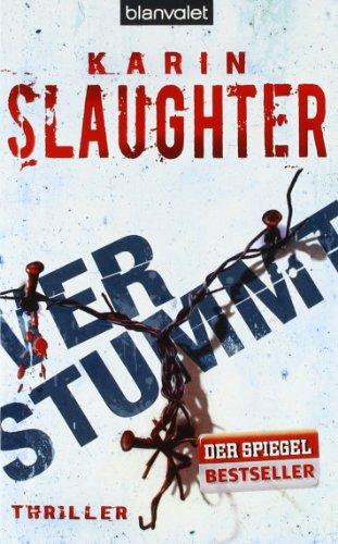 Buchseite und Rezensionen zu 'Verstummt' von Karin Slaughter
