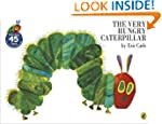 The Very Hungry Caterpillar [Board Book]