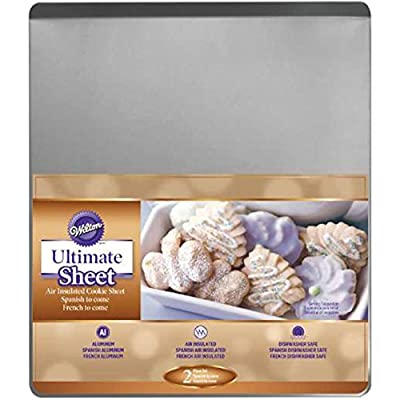 Wilton Air-Insulated Set of 2 Baking Pans