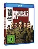 Image de Monuments Men - Ungewöhnliche Helden [Blu-ray] [Import allemand]