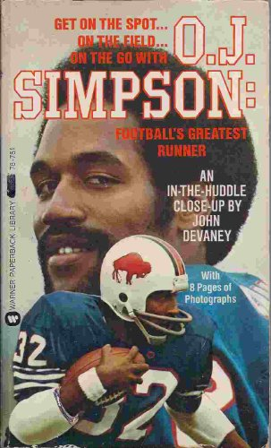 O. J. Simpson: Football'S Greatest Runner
