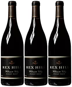 Rex Hill Pinot Noir 2010 75 cl (Case of 3)