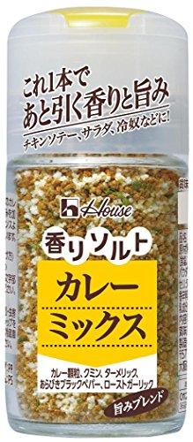 ハウス 香りソルト カレーミックス 46g×4個