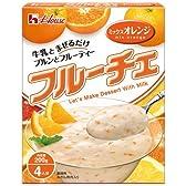 ハウス フルーチェ ミックスオレンジ 200g×10個