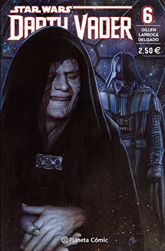 Star Wars Darth Vader - Número 6 (Cómics Marvel Star Wars)