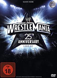 WWE - WrestleMania 25 (Deluxe Edition) [Deluxe Edition] [3 DVDs]