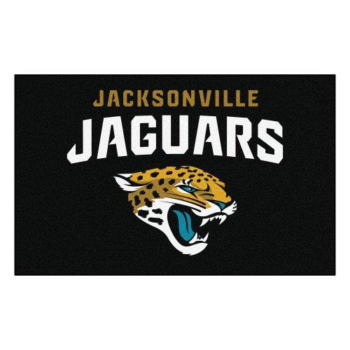 Jacksonville Jaguars Tailgate Area Rug 5